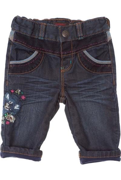 Catimini Spirit Denim Minikid Pantolon Indigo 6 Ay