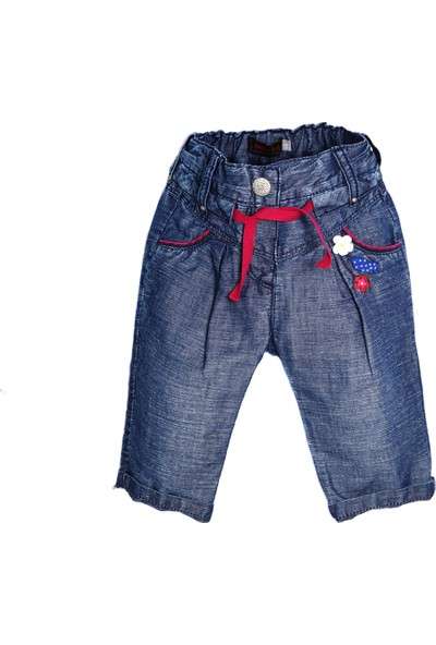 Catimini City Minikid Pantolon Indigo 4 Yaş