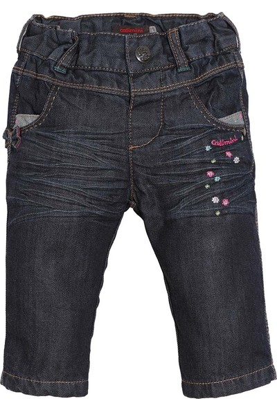 Catimini Spirit Denim Minikid Pantolon Indigo 18 Ay
