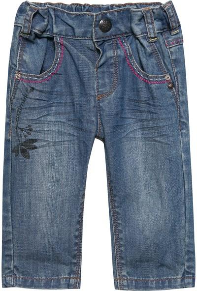 Catimini Spirit Denim Minikid Pantolon Indigo 4 Yaş