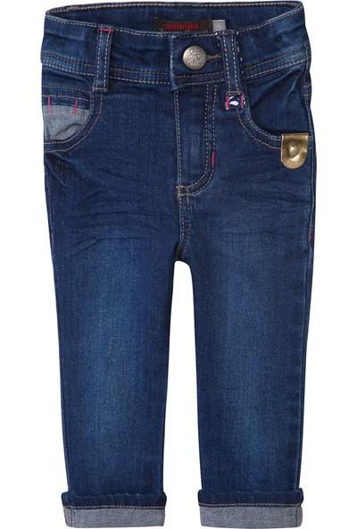 Catimini Spirit City Minikid Pantolon Indigo 5 Yaş