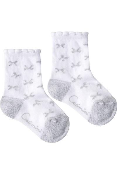 Catimini Çorap Beyaz 15 - 18