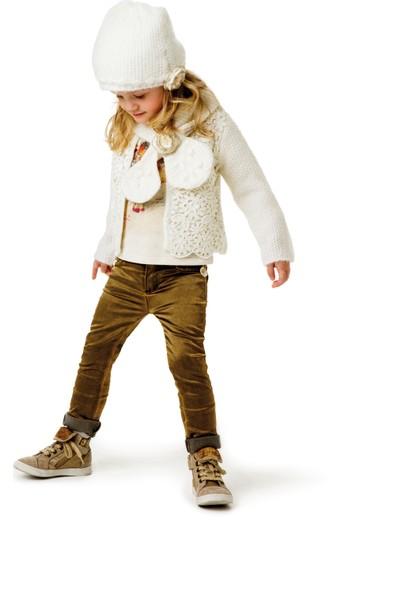 Catimini Spirit Couture Minikid Atkı Ekru 6 Yaş