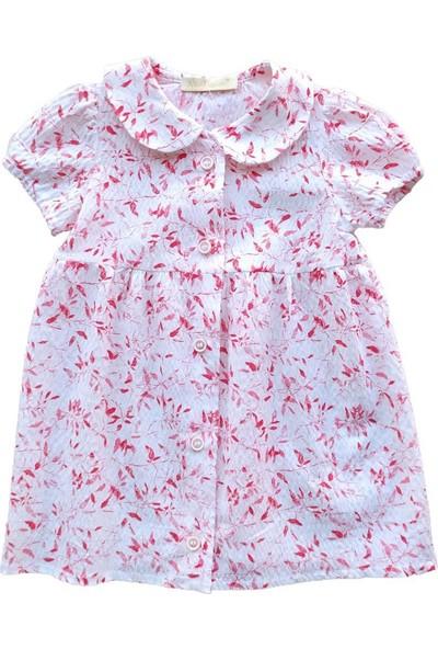 Nemisia Summer Elbise Kırmızı 9 - 12 Ay