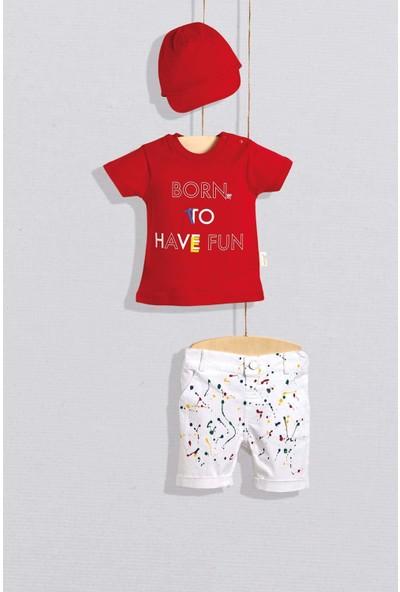 Wogi 3'lü T-Shirt Set