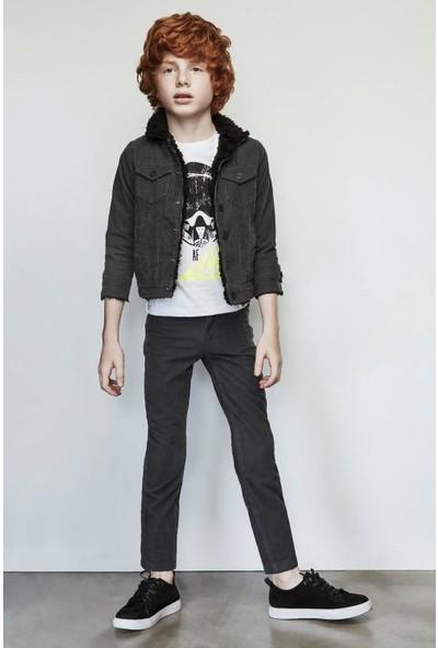 Nebbati Erkek Çocuk Antrasit Pantolon