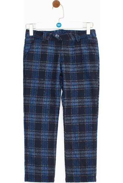 Nebbati Erkek Çocuk Desenli Pantolon