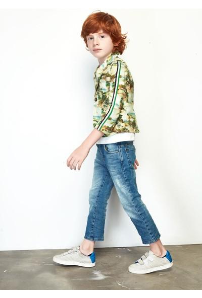 Nebbati Erkek Çocuk Jean Pantolon