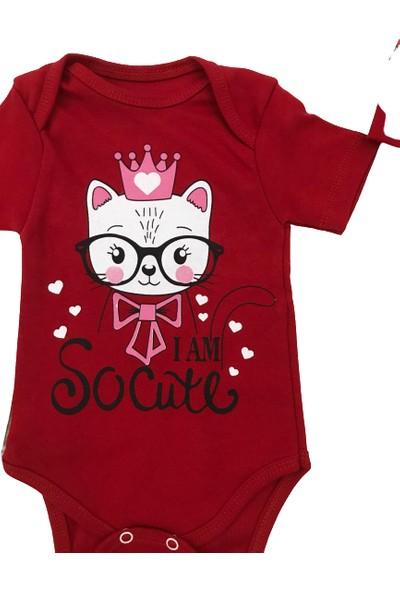 Baby Point Kız Bebek Üçlü Alt Üst Takım