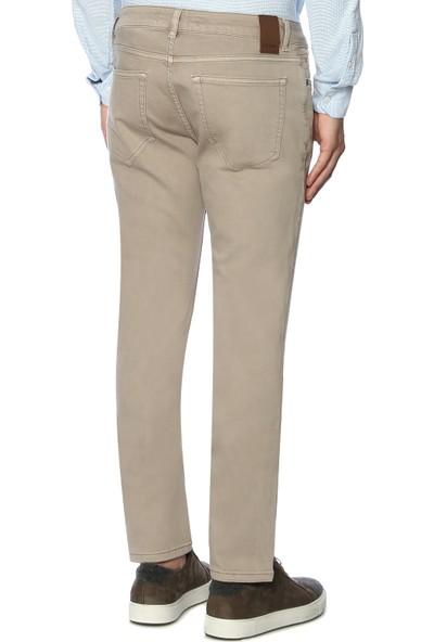 Network Erkek Vizon Skinny Casual Pantolon