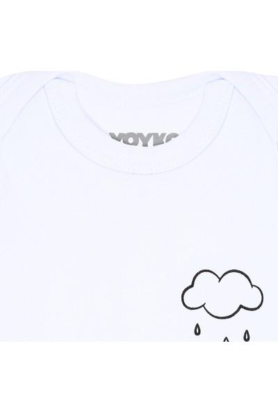Yoyko Bulut Baskılı T-Shirt