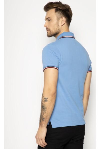 Tommy Hilfiger Erkek T-Shirt Mw0Mw13080-C3Z