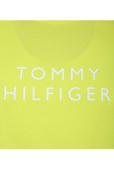 Tommy Hilfiger Erkek T-Shirt Mw0Mw13330-Lre
