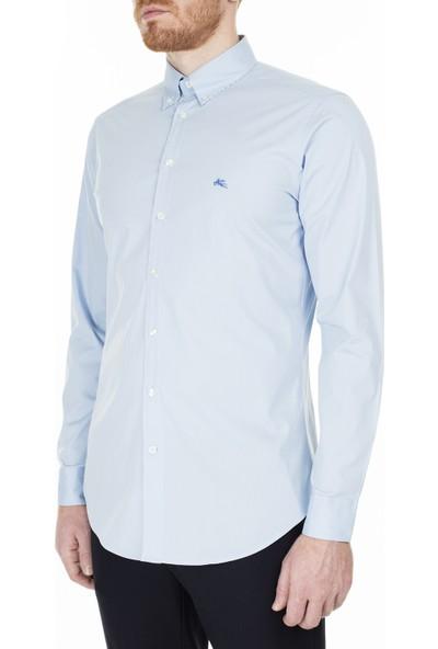 Etro Slim Fit Erkek Gömlek 1K964 6400 250