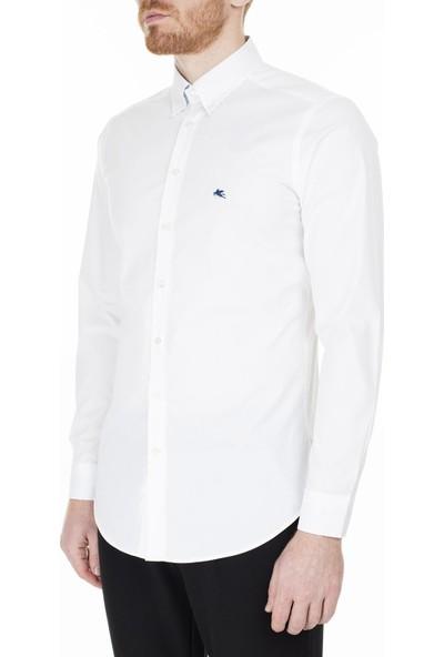 Etro Slim Fit Erkek Gömlek 1K964 6400 990