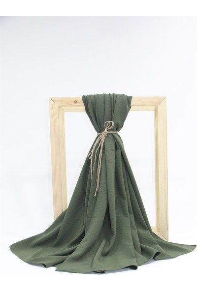 Caz Şal SL006-KINA Yeşili