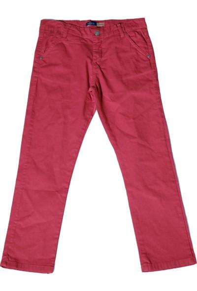 Nanica Basic Erkek Çocuk Pantolon-Bordo