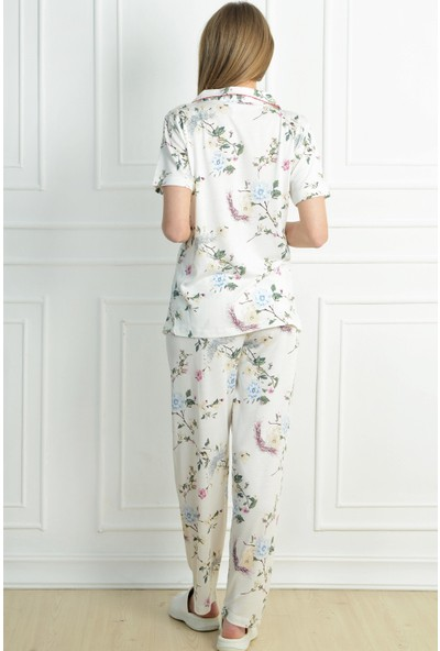 Pinkmark Kadın Beyaz Takım