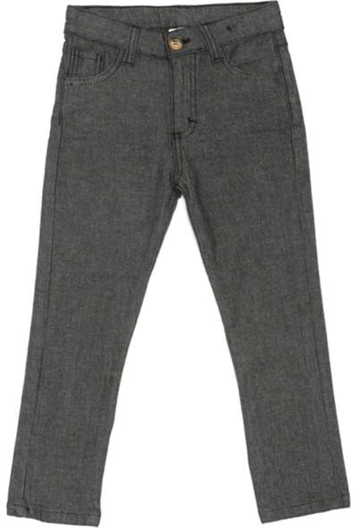 Nanica Yıkamalı Kraşlı Erkek Çocuk Pantolon