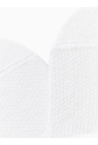 Bross Babet Çocuk Çorabı Beyaz