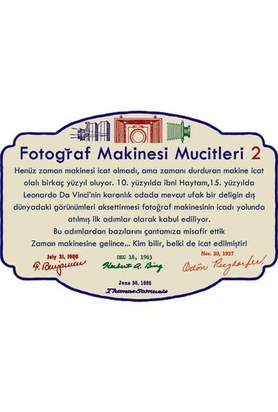 Bookbag Fotoğraf Makinesi Mucitleri_2 Bez Çanta