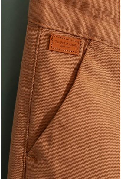 U.S. Polo Assn. Erkek Çocuk Dokuma Spor Pantolon