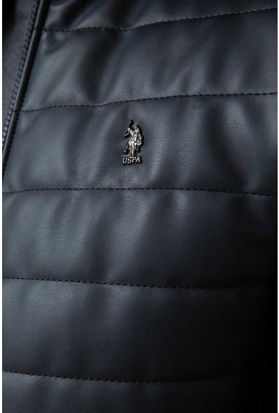 U.S. Polo Assn. Erkek Deri Mont-Kaban