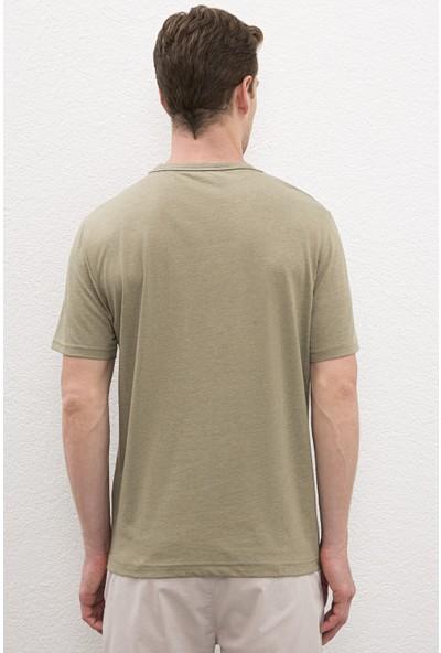 U.S. Polo Assn. Erkek T-Shirt 50219186-VR027