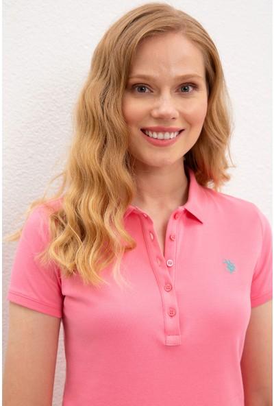 U.S. Polo Assn. Kadın T-Shirt 50222743-VR041