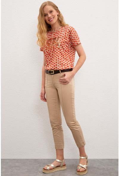U.S. Polo Assn. Kadın T-Shirt