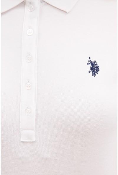 U.S. Polo Assn. Kadın T-Shirt 50222743-VR013