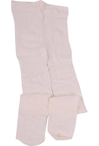 Dore Çocuk Külotlu Çorap 008 | Ekru
