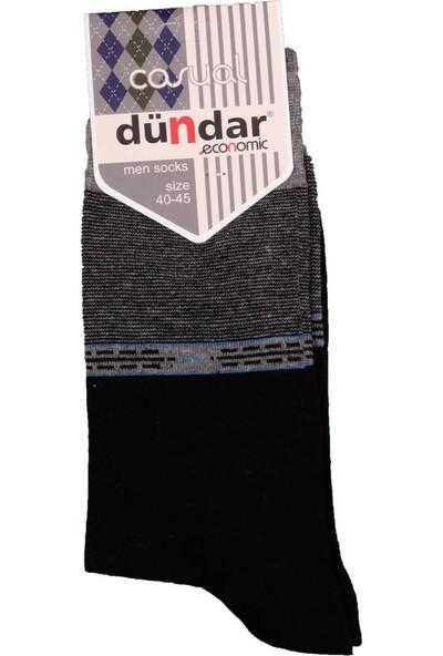 Dündar Likralı Çorap 005 | Siyah
