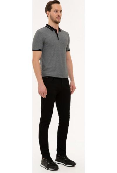 Pierre Cardin Erkek Siyah Denim Pantolon 50231433-VR046