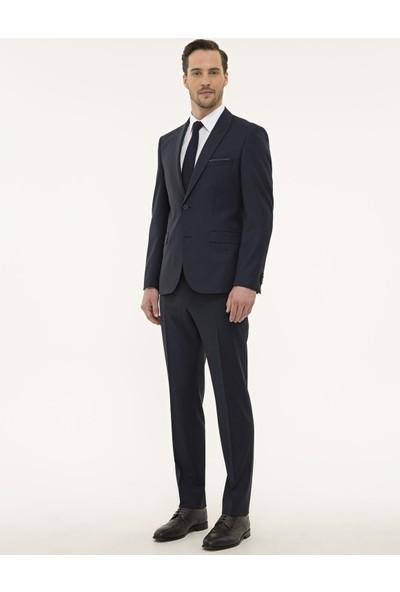 Pierre Cardin Lacivert Slim Fit Takım Elbise 50219950-VR033