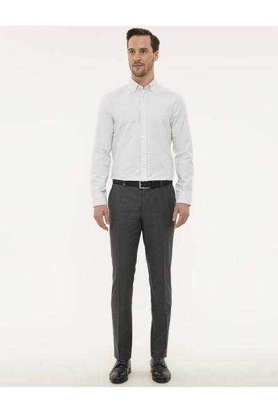 Pierre Cardin Erkek Lacivert Slim Fit Pantolon 50229764-VR033