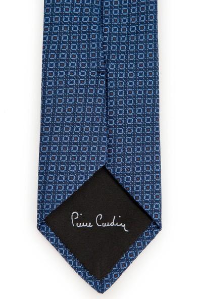 Pierre Cardin Erkek Mavi Kravat