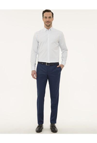 Pierre Cardin Erkek Açık Mavi Slim Fit Gömlek 50227491-VR003