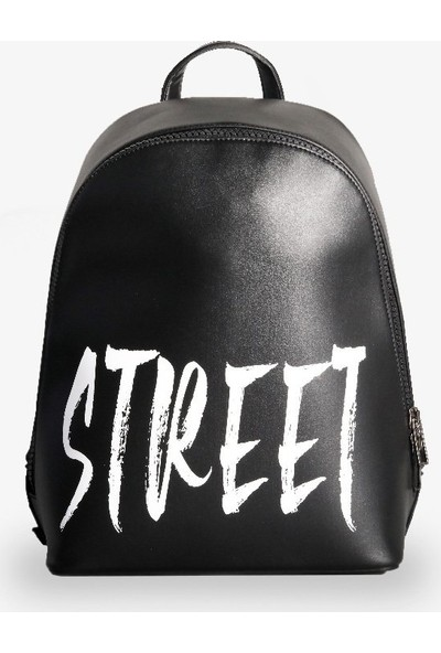 Guard Leather Street Sırt Çantası