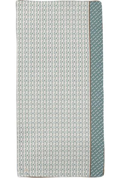 Lanjeron Etnik Çıtır Desenli Şal Mint 400.99200134 MB99200134