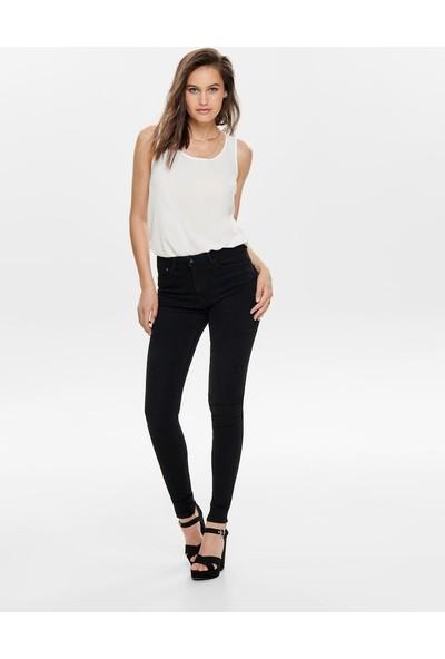 Only 15167410 Kadın Onlpaola Lıfe Hw Sk Dnm Azg 132907 Noos Jeans Stretch Denim Pantolon 20Y
