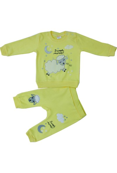 Güneş Bebe Kuzulu Takım