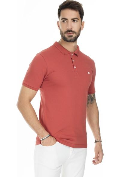 Buratti Polo Yaka Erkek Polo Yaka T-Shirt 0438101