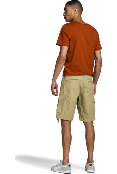 Jack & Jones Jeans Intelligence Jjıcharlie Short Erkek Short 12166338