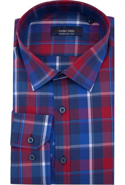 Sabri Özel Uzun Kollu Gömlek Erkek Uk Gömlek 4185306