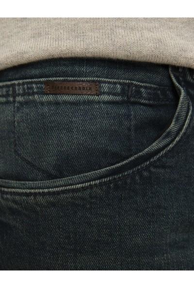 Pierre Cardin Erkek Haki Denim Pantolon 50210434