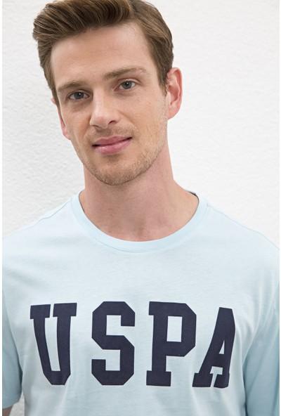 U.S. Polo Assn. Erkek T-Shirt 50216452-VR007