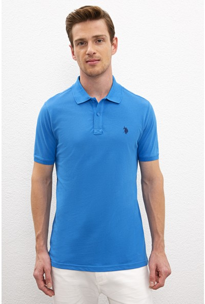 U.S. Polo Assn. Erkek T-Shirt 50217612-VR077