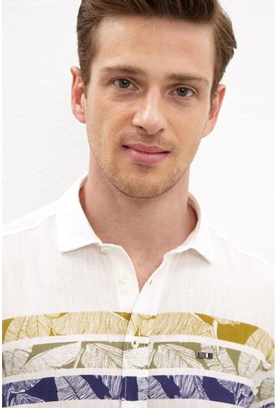 U.S. Polo Assn. Erkek Gömlek 50218690-VR027