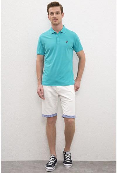 U.S. Polo Assn. Erkek T-Shirt 50218822-MV0019